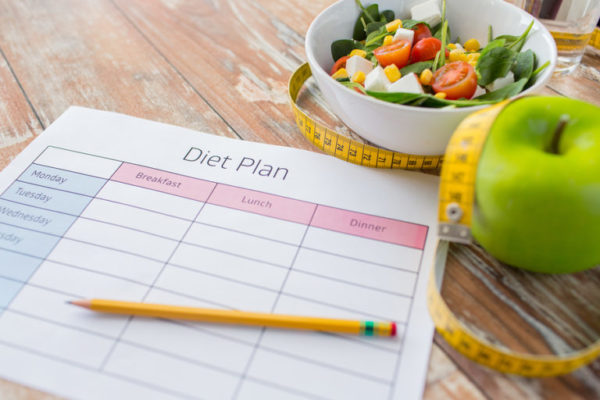 Lose 20 pounds in 4 weeks diet plan